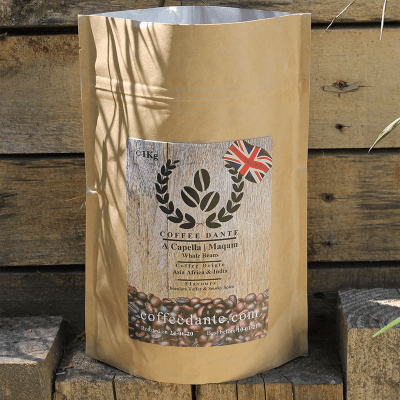 A Capella | Maqam Coffee Beans Whole or Ground