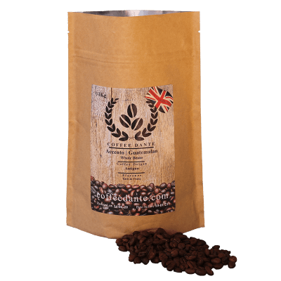 Accento | Guatemalan Coffee Beans Whole or Ground
