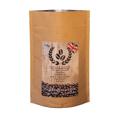 Adagio | French Coffee Beans Whole or Ground