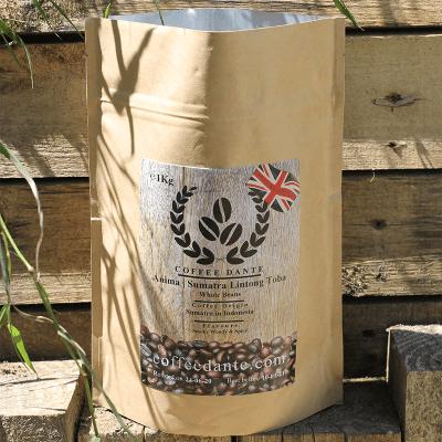 Anima | Sumatra Lintong Toba Coffee Beans Whole or Ground