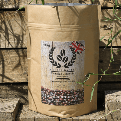 Cumbia | Colombia Coffee Beans Whole or Ground