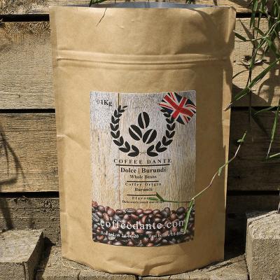 Dolce | Burundi Coffee Beans Whole or Ground