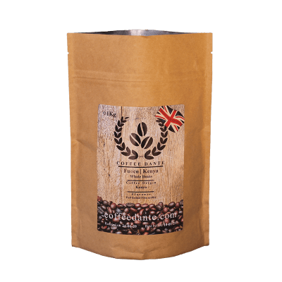 Fuoco | Kenya Coffee Beans Whole or Ground