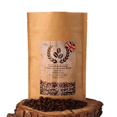 Grandioso | Summer Blend Coffee Beans Whole or Ground