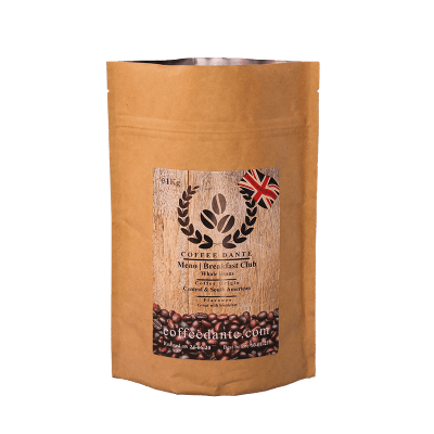 Meno | Breakfast Club Coffee Beans Whole or Ground