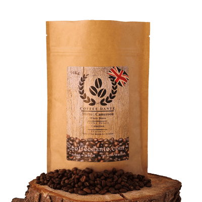 Molto | Cameroon Coffee Beans Whole or Ground