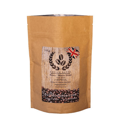 Prima | Donna Blend Coffee Beans Whole or Ground