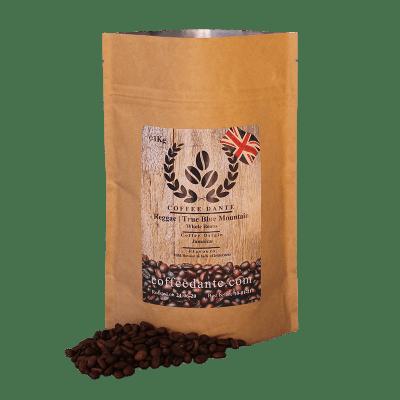 Reggae | True Blue Mountain Premium Coffee Beans Whole or Ground