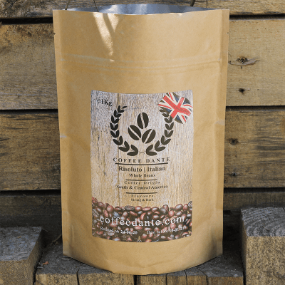 Risoluto | Italian Coffee Beans Whole or Ground